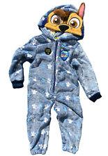 Paw Patrol Overall Kinder Jumpsuit Teddyfell Pyjama Schhlafanzug NEU Gr.98