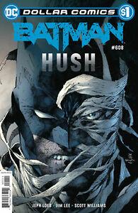 Dollar Comics BATMAN #608 (Reprint / Hush / Jim Lee / 2002 / NM)