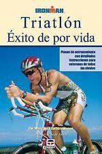 Triatlon. Exito de por vida. NUEVO. Nacional URGENTE/Internac. económico. DEPORT