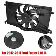 Radiator AC Condenser Cooling Fan Fit 2012-2017 Ford Focus 2.0L l4 FO3115189