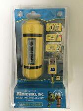 Hamee Disney Monsters INC Energy tank Lightweight battery charger 2900mAh Japan