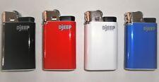 4 Djeep Paris Deluxe Lighters, up to 4000 lights