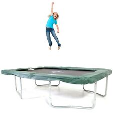 GeeTramp® Force 7x10ft Rectangle Trampoline - In Ground