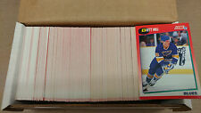 1991-92 Score Hockey Complete Series One Set 1-330