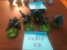 warhammer 40k, Chaos Space marines, Scarab occult terminators Je315-23