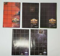 Heroclix Wizkids Star Trek Tactics Attack Wing Maps