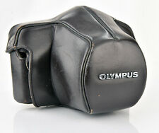 Genuine Early Olympus OM Camera Ever ready case fits OM1 OM2 OM3 OM4 4Ti