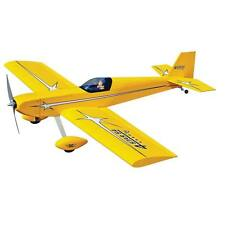 SIG 4 Star 54 Nitro or Electric Powered ARF Yellow RC Airplane SIGRC44EGARFY