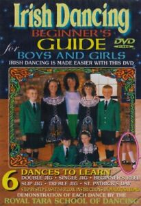 Beginners Guide To Irish Dancing [DVD][Region 2]