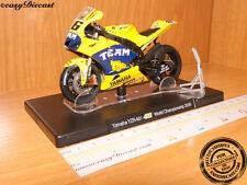 YAMAHA YZR-M1 1/18 VALENTINO ROSSI MOTO-GP 2006 #46