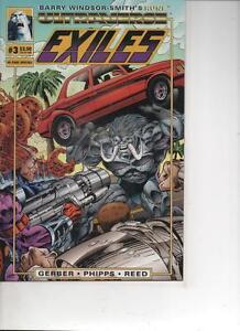EXILES 3 MAR 1993 MINT