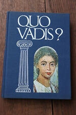 1973 Quo Vadis ? Roman Césars Sienkiewicz Romain Gautier-Languereau