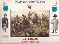 A Call To Arms Waterloo Scots Greys Napoleonic Wars Soldier Kit 1:32