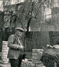 VAISON LA ROMAINE c. 1935 - M. Ferret Chef des Fouilles - Div 2114