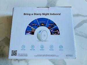 BlissLights Sky Lite Laser Projector 120-240V Blue/Blue LED Game Rooms Home