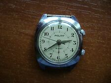 Rare Poljot Signal 2612.1 Alarm&Vibro Soviet USSR Russian Mechanical watch