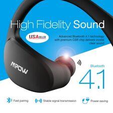 Mpow 4Gen Cheetah Bluetooth Wireless Sport Headphones Earphone Headset US Seller