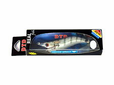 NEW DTD Squid Jig Real Fish Oita SOUND EFFECT Size: 2.5 75mm Color: SARGO