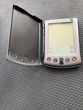 Palm Pilot V(5) + Docking Station + Zubehör + Orig. 3Com Alu Hardcase + Buch