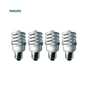 Philips LED 433557 Energy Saver Compact Fluorescent T2 Twister (A21 Replaceme...