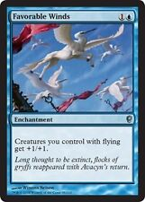 4x Venti Propizi - Favorable Winds MTG MAGIC CNS Conspiracy English