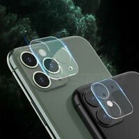 For iPhone 11 Pro Max Camera Tempered Glass Protector Film Protective Lens