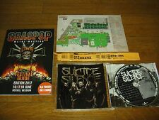 Suicide Silence ‎– s/t CD signed autographed