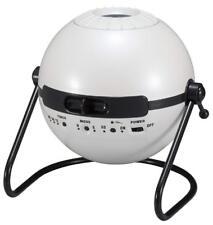 SEGA TOYS HOMESTAR Classic Pearl White Home Planetarium AC100V w/ Tracking NEW