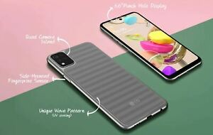 Unlocked | LG K42 6.6'' 3GB RAM 4x Rear Cameras GPS Bluetooth NFC All Sims