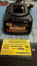ORIGINAL  DEWALT CHARGER 7.2 VOLTS TO 18 VOLTS 1 PZ