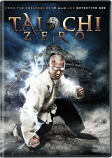 Tai Chi Zero - Hong Kong RARE Kung Fu Martial Arts Action movie - NEW DVD