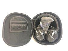 New Audio-Technica QuietPoint Headphone Noise Canceling ATH-ANC7 - Black