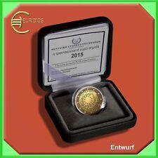 """2 Euro € Gedenkmünze Zypern 2015 Coin Coins """" EU-Flagge """" PP"""