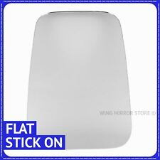 Right Driver Side Wing Door Mirror Glass for Renault Master 80-97 Chauffé