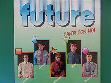 LP FUTURE CANTA CON NOI ANTONELLA COLONNA MASSIMILIANO DAVIDE SPURIO 1988 NUOVO