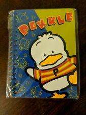 Vintage 1995 Sanrio Ahiru Pekkle Duck Notepad New
