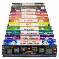 Satya Sai Baba Nag Champa Assorted Mixed Incense Sticks Fragrance Agarbatti 180g