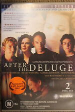 AFTER THE DELUGE DELETED OOP RARE DVD AUSSIE MOVIE HUGO WEAVING, DAVID WENHAM