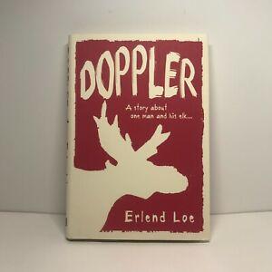 Doppler by Erlend Loe (Hardback) (New)