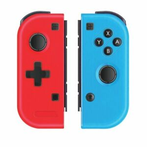 Joy Con Wireless Controllers for Nintendo Switch - Red Blue Control Pads