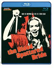 Blood Spattered Bride Mondo Macabro Blu-Ray Vicente Aranda 1972 uncut restored