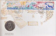 Portugal NUMISBRIEF 100 escudos 1988, 500 anni di