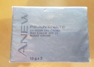 AVON Anew Rejuvenate 24 Hour Eye, Day & Night Cream