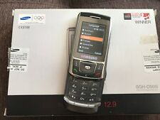 Samsung SGH-D900i Ultra edition - Unlocked GSM *VINTAGE* *COLLECTIBLE* *RARE*