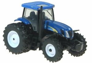 New Holland T7050 Tractor with rear duals  - 1/64