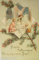 """ Noël, Sainte, Ange, Stern "" 1900 (27726)"