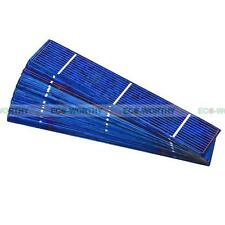 40PCS 1x6 Solar Cell Powerful Energy Saving for DIY 20Watt Solar Panel Yard Toy