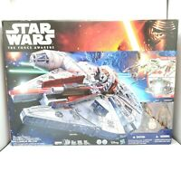 Star Wars: The Force Awakens - Battle Action Millenium Falcon Hasbro New Sealed!