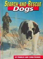 Search and Rescue Dogs (Dogs at Work)-ExLibrary