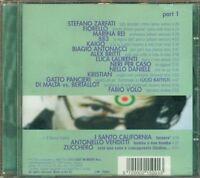 """La Notte Italiana - Fabio Volo """"""""Lasciarsi Andare""""""""/Fiorello/883/Antonacci Cd Ex"""